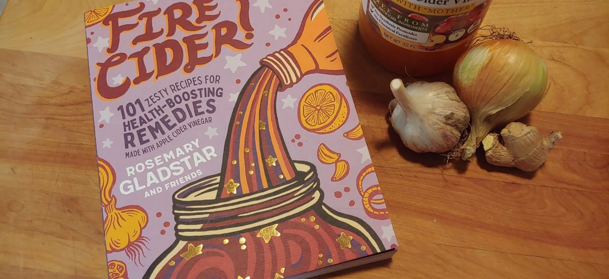 Book Review: Fire Cider!