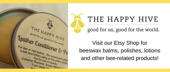 The Happy Hive on Etsy