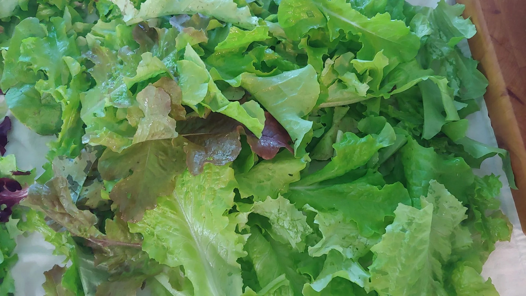 How to Wash & Store Lettuce