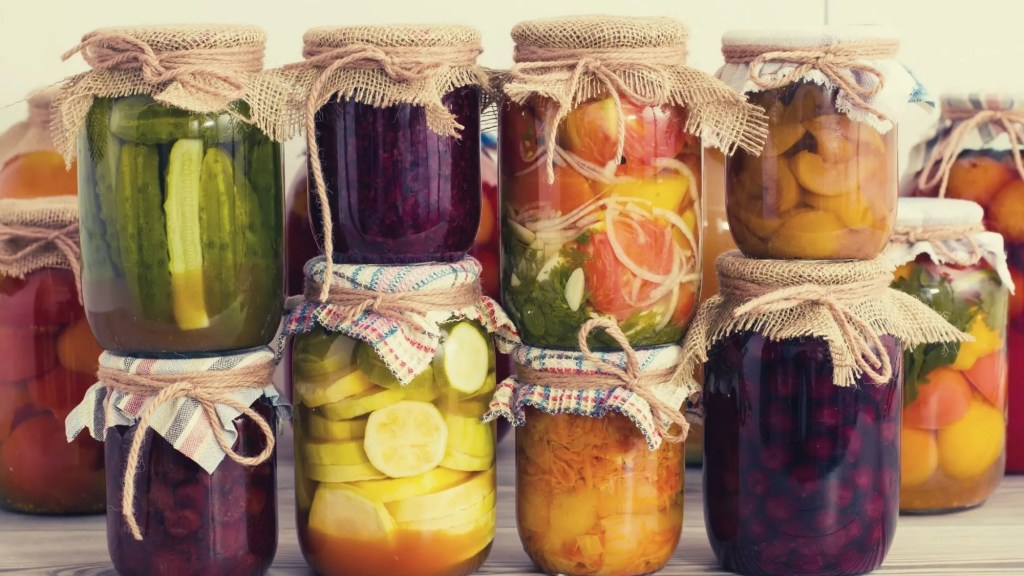 how to start canning at home