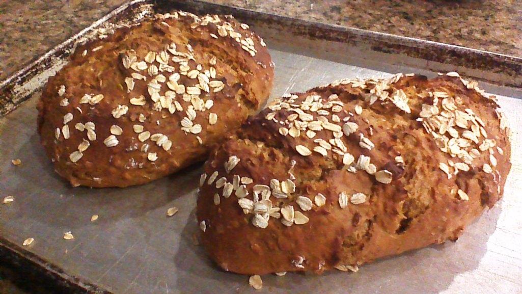 oatmeal bread 5
