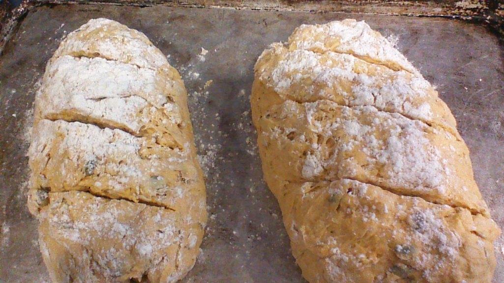pumpkin oatmeal bread 4