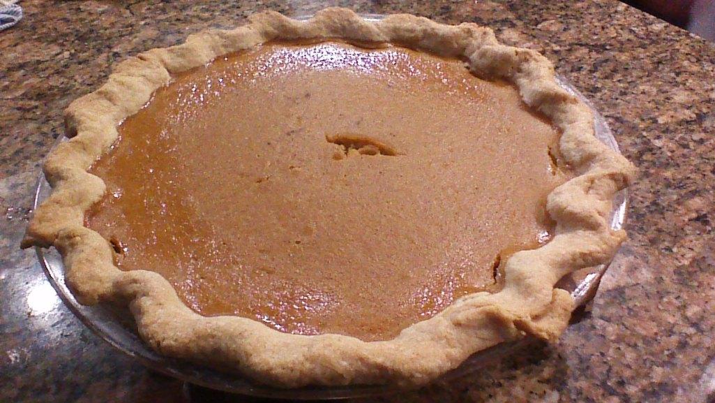 pumpkin pie 3