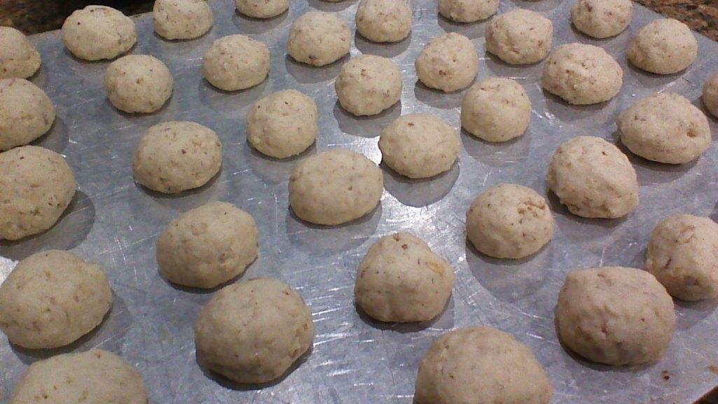 almond snowballs 5