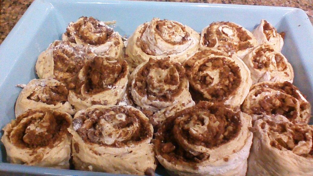 oatmeal breakfast rolls