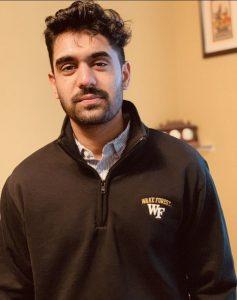Rookie Teacher of the Year Mr. Aditya Mudigonda