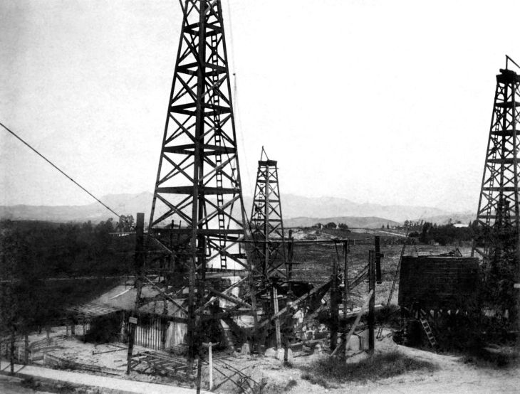 First Oil Well In Los Angeles 2007.67.1.1