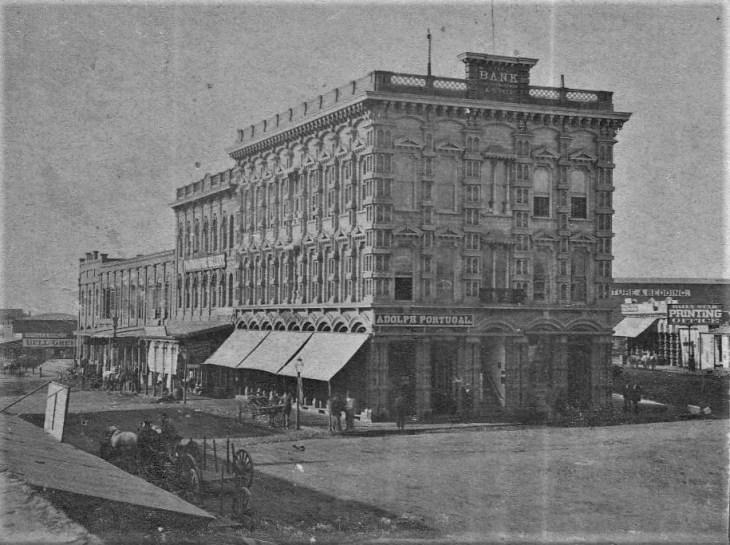 Temple Block Payne detail ca 1872