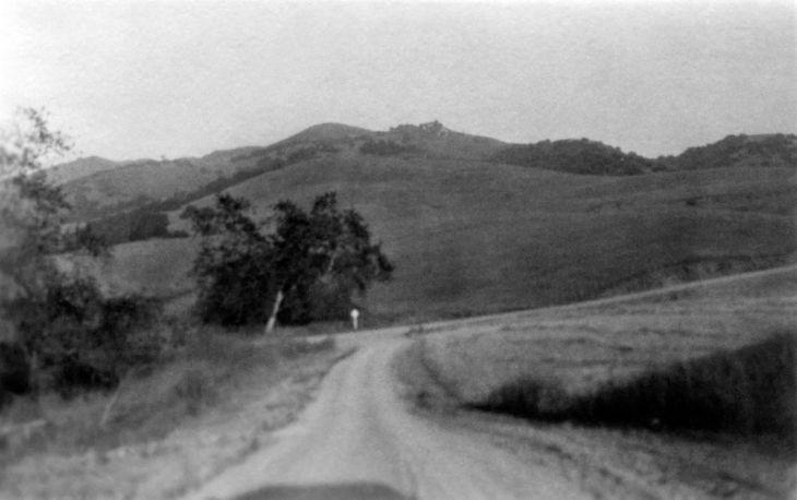 The Puente Hills Dirt Road 2006.186.1.2