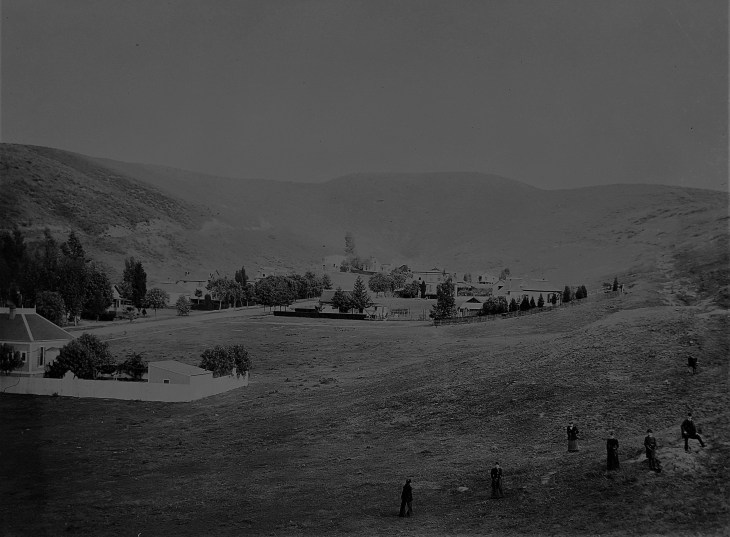Tenderfoot Hill, LA, 1894