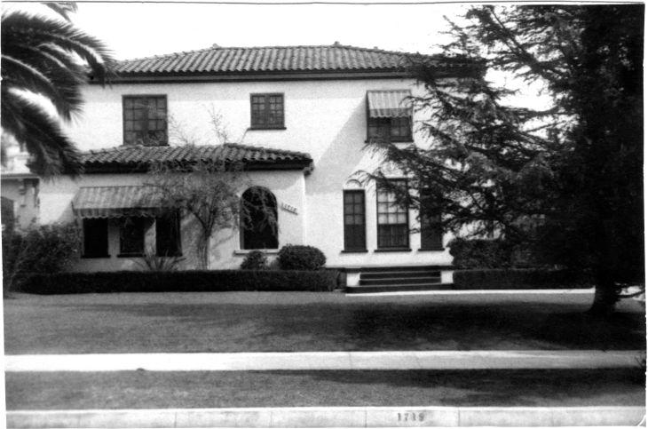 Sanborn Residence Los Angeles 2011.459.1.1