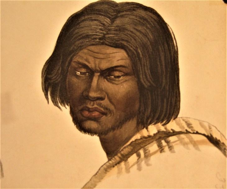 California Indian 2 1842