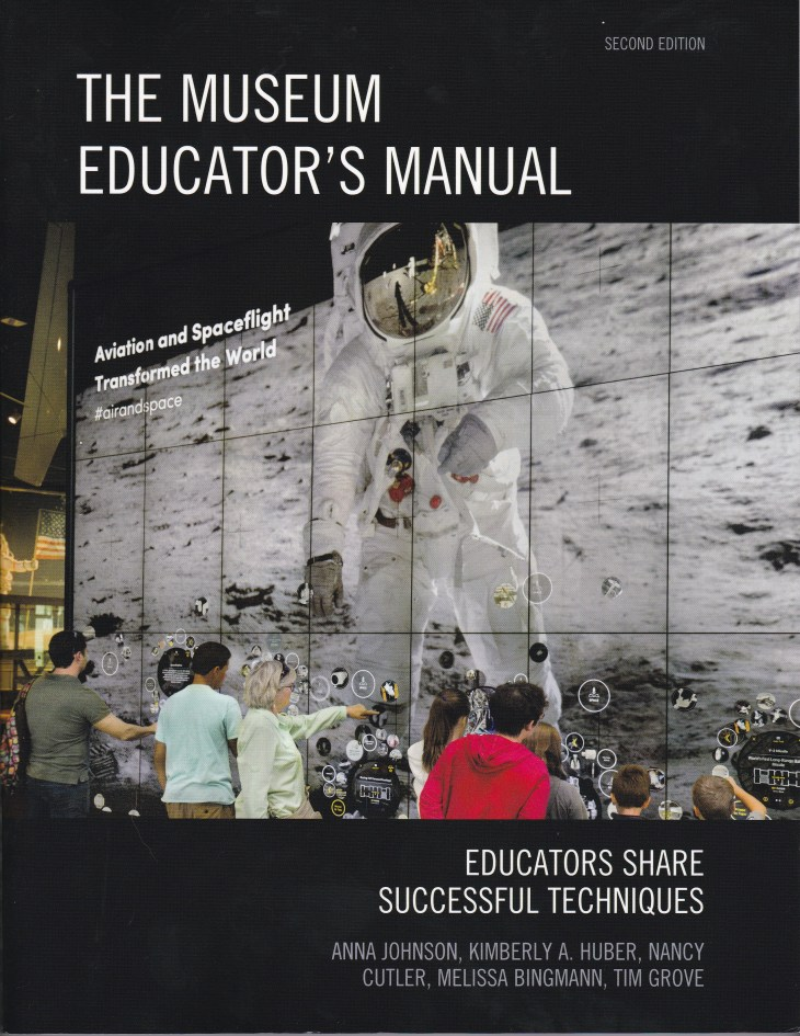 Museum Educator's Manual cover