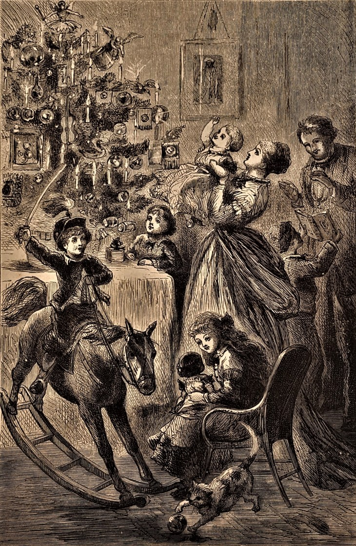 Christmas tree 1871