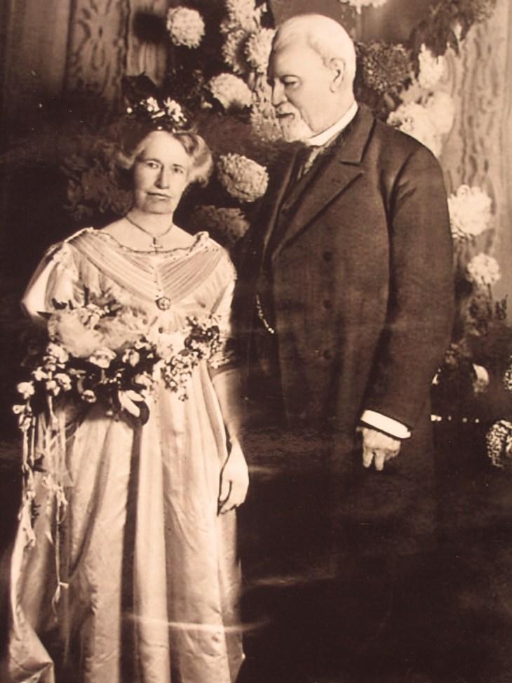 WH Maria Workman 50th 1917