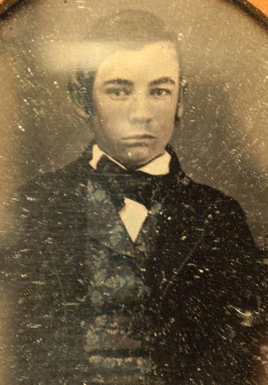 WH Workman dag 1854