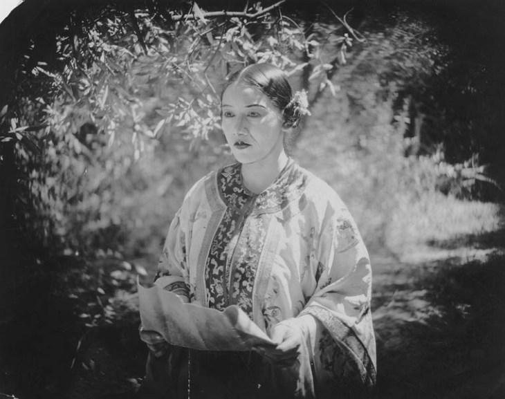 Lady Tsen Mei portrait