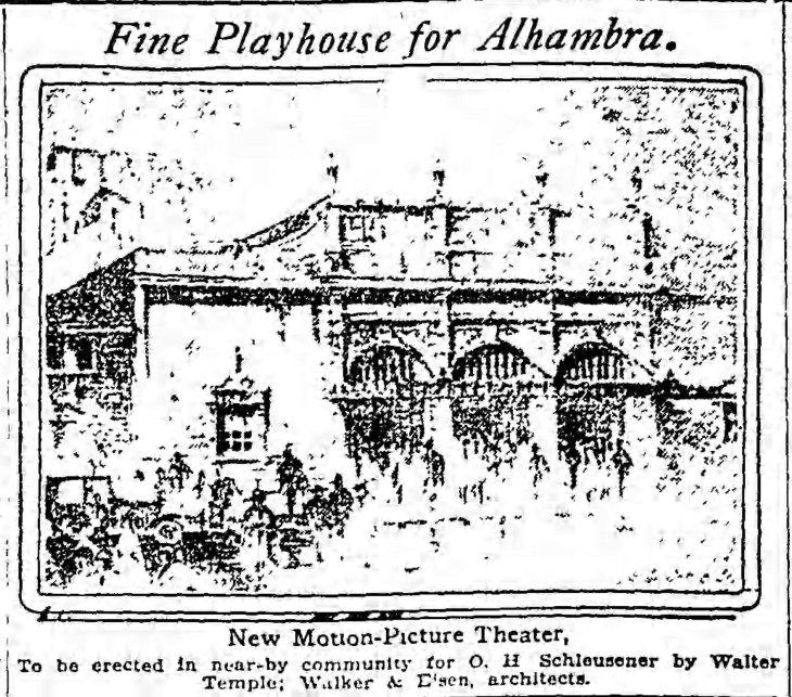 Alhambra Temple Theater LA_Times_Jul_17__1921_