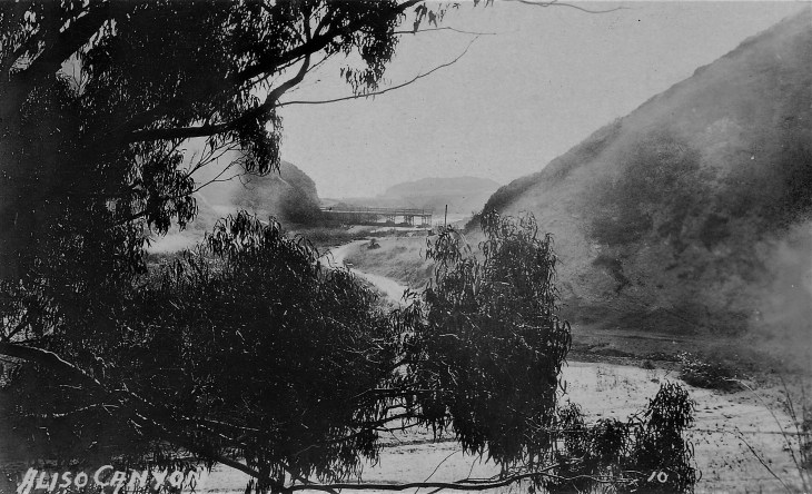 Aliso Canyon 1910s