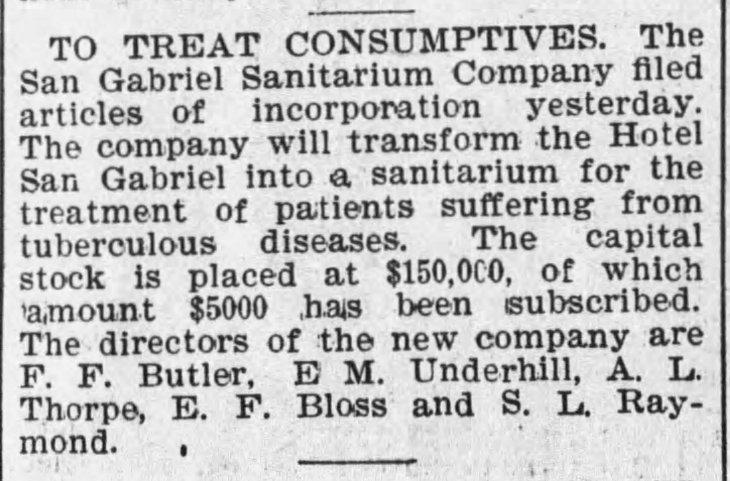 Hotel SG to sanitarium LA_Times_Feb_4__1898_