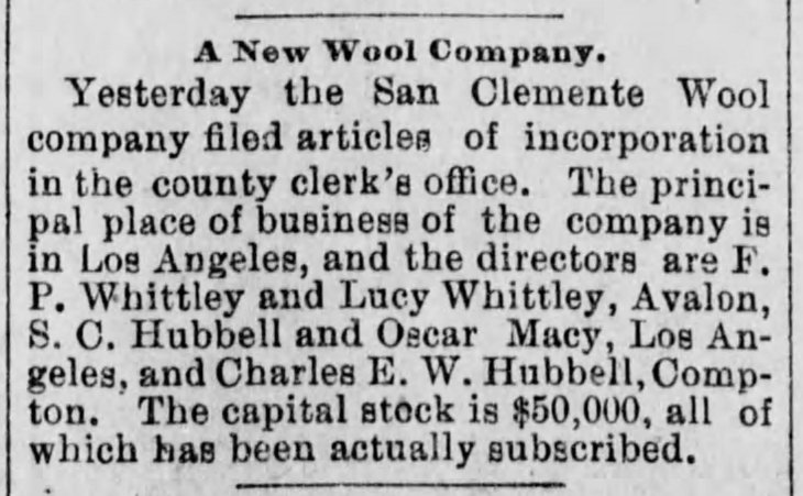 SC Wool Company LA_Herald_Sep_3__1892_