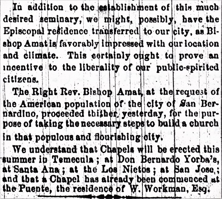 St. Nicholas Chapel mention Star 5 June 1858.jpg