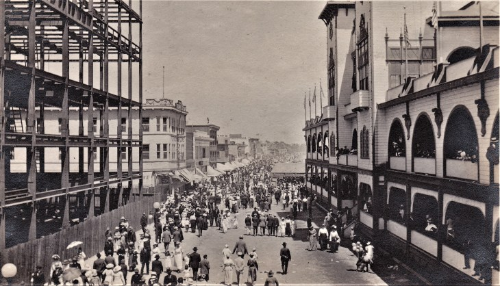4th of July Long Beach 1916