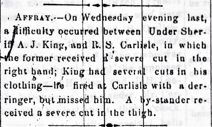 King Carlisle 2 News 8Jul65