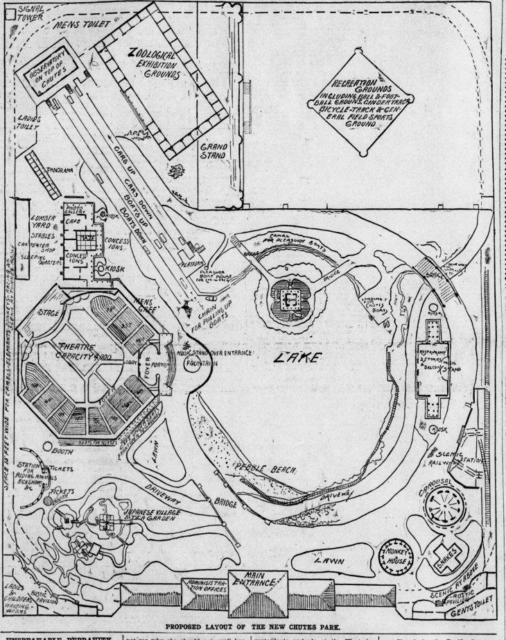 Chutes Park map Times__Aug_25__1900_