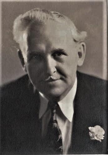 Frank A Fernekes portrait