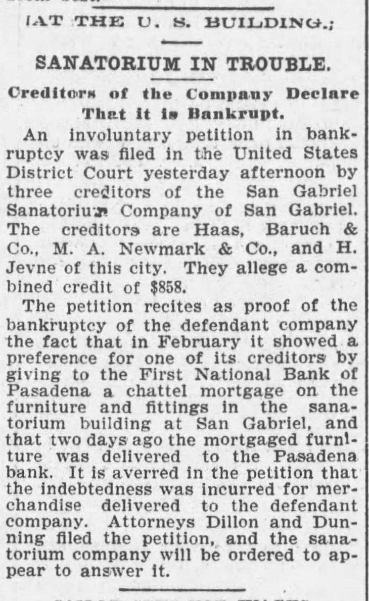 sanatorium bankruptcy times_mar_22__1899_