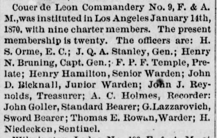 Masonic reference Los_Angeles_Herald_Fri__Jan_1__1875_