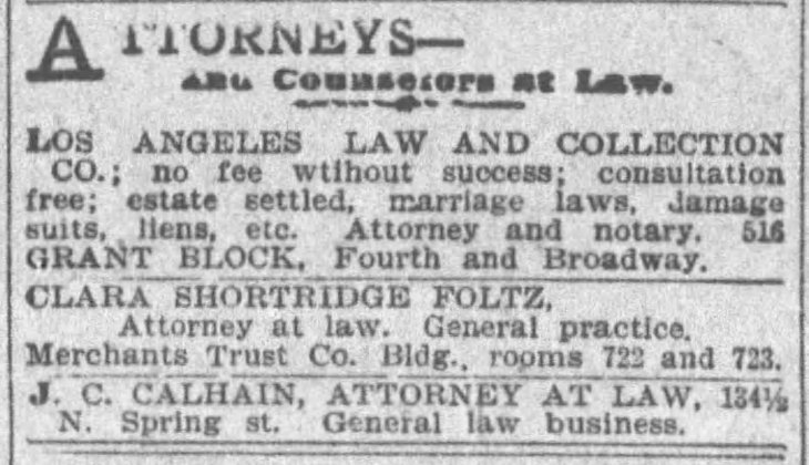 Earliest reference in LA Times_Oct_29__1906_