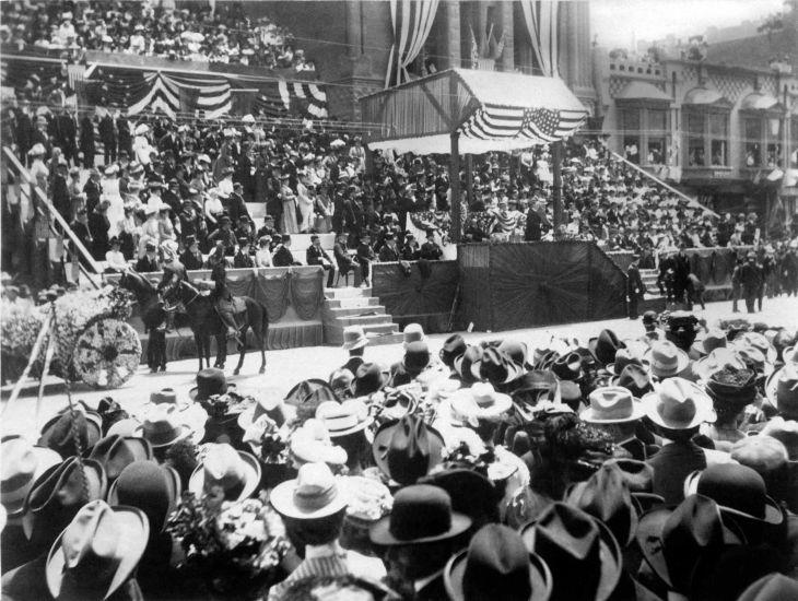 Visit Of President McKinley 2009.95.1.1