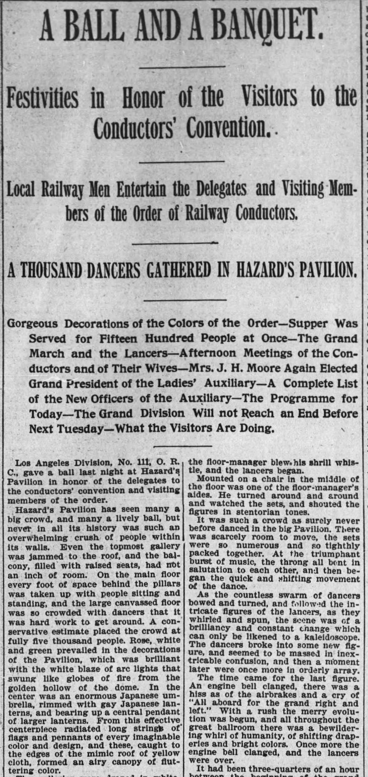 A Ball and a Banquet The_Los_Angeles_Times_Sat__May_15__1897_