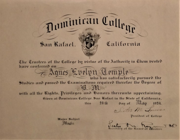 Agnes diploma