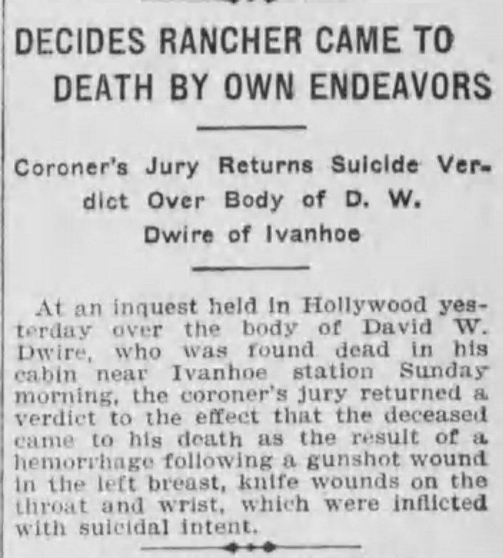 Dwire coroner inquest Los_Angeles_Herald_Wed__Mar_23__1910_