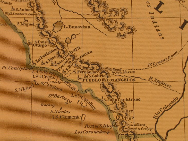 Farnham map OST