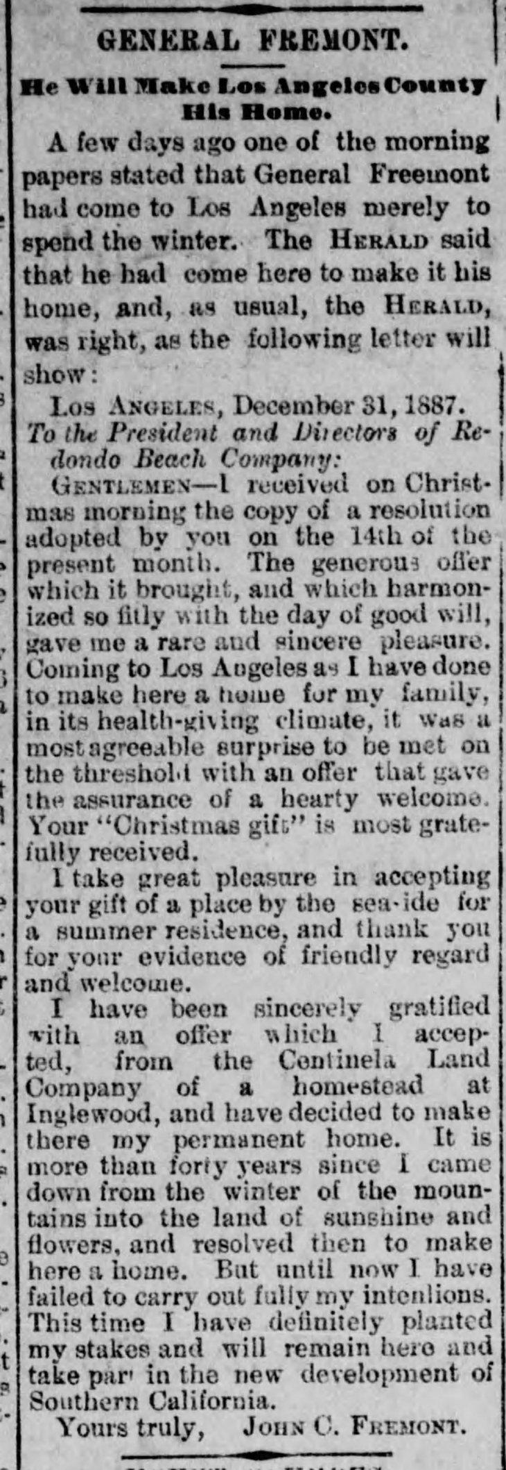 Inglewood Fremont Los_Angeles_Herald_Sun__Jan_1__1888_