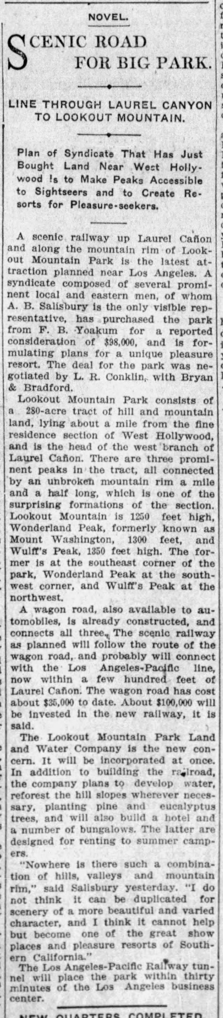 Lookout Mountain Park The_Los_Angeles_Times_Fri__Aug_14__1908_