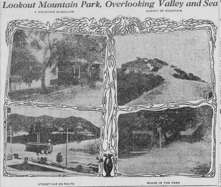Lookout Mountain Park views Los_Angeles_Herald_Sun__Jun_20__1909_