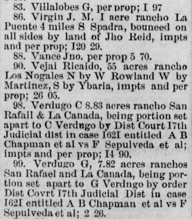 Vejar Ybarra Los Nogales Los_Angeles_Herald_Fri__Jan_29__1875_
