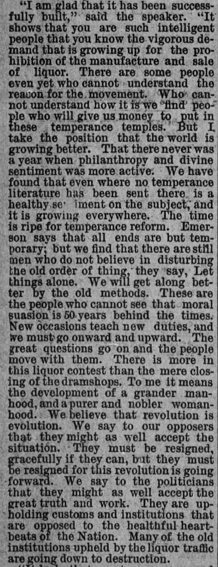 Temple dedication The_Los_Angeles_Times_Mon__Apr_29__1889_