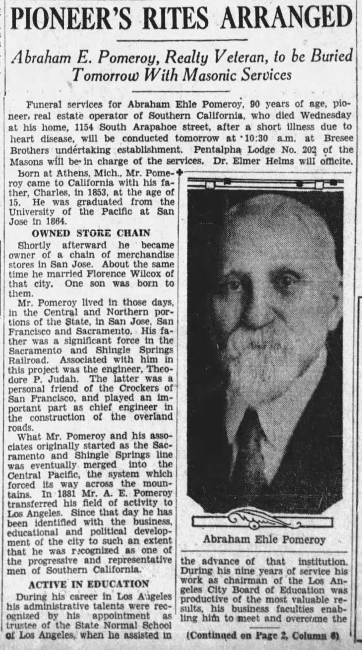 Obit p1 The_Los_Angeles_Times_Fri__Mar_16__1928_
