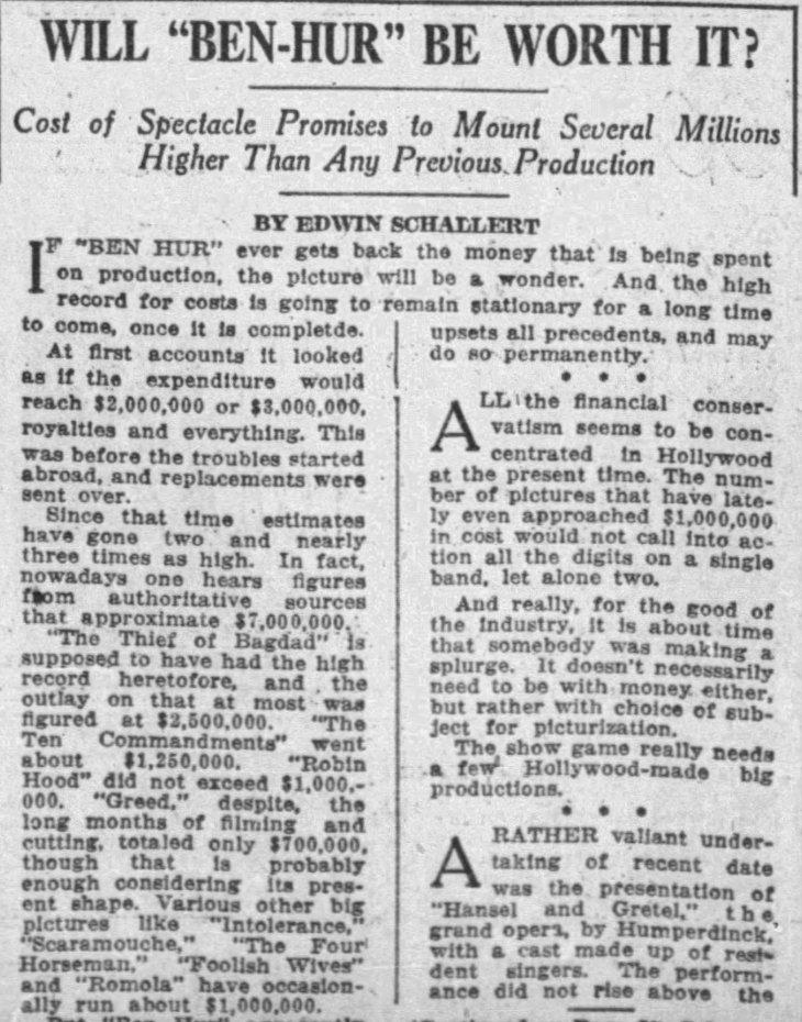 Will Ben Hur Be Worth It The_Los_Angeles_Times_Sun__Jan_4__1925_