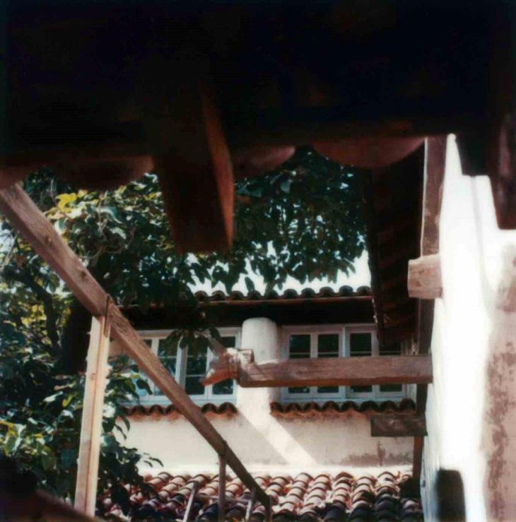 1876La Casa Nueva Courtyard Balcony Princes Head Replacement In Place 99.5.33.894