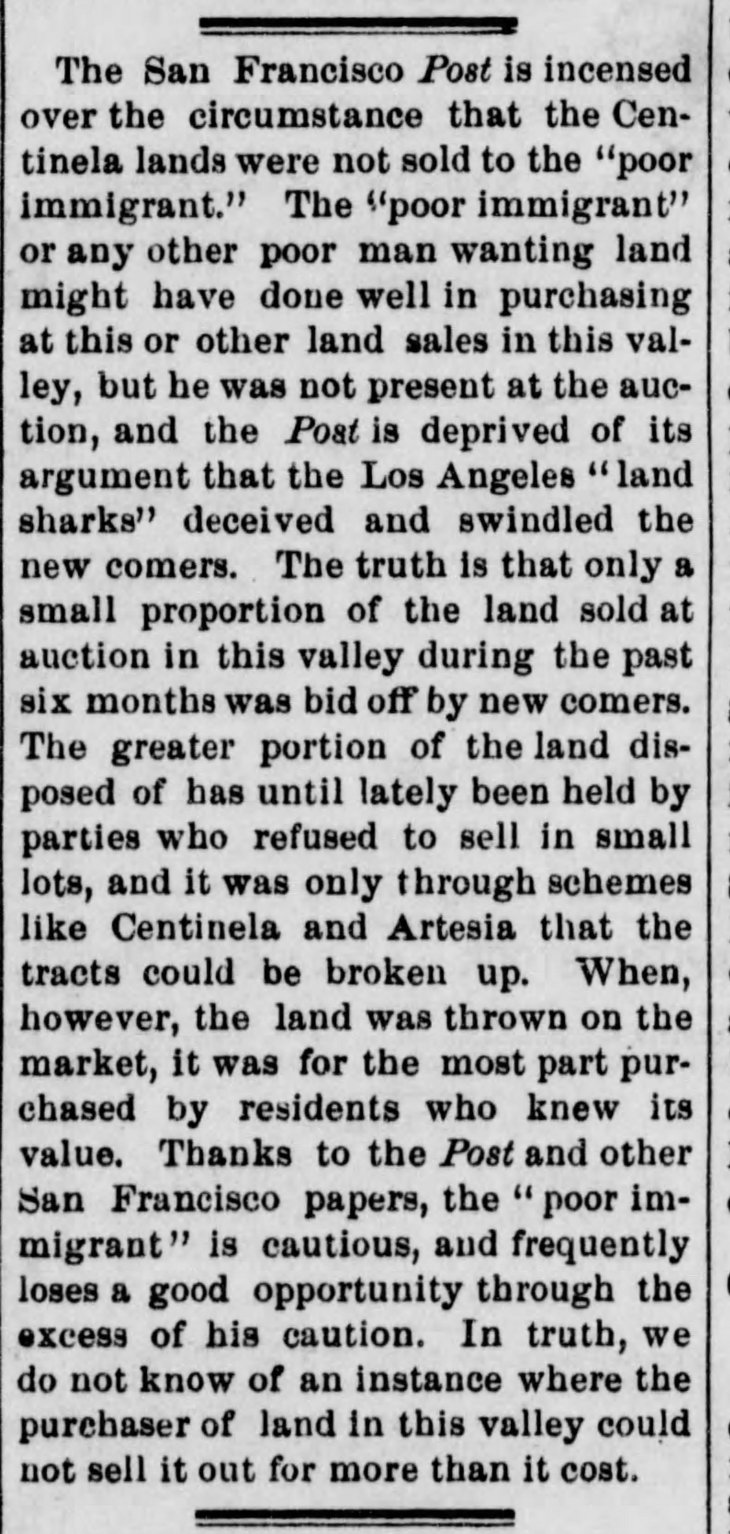 Centinela Swindle Los_Angeles_Herald_Wed__May_12__1875_