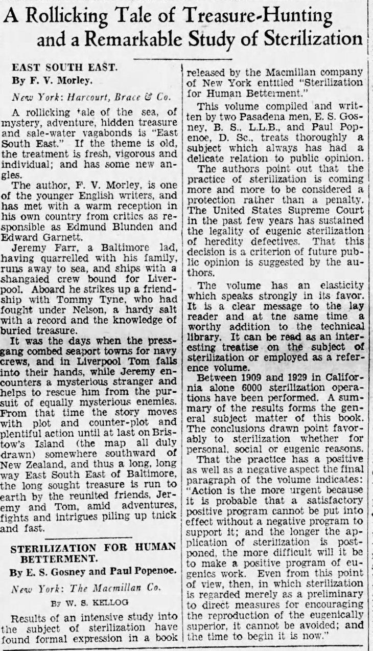 Sterilization for Human Bettermen review The_Pasadena_Post_Sat__Sep_14__1929_