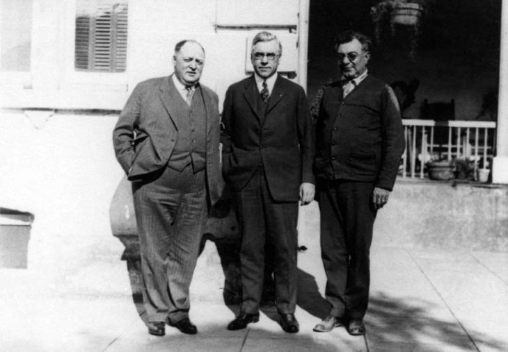 1569Milton Kauffman; George Woodruff; Walter P Temple Southwest Corner Workman House 99.5.15.311