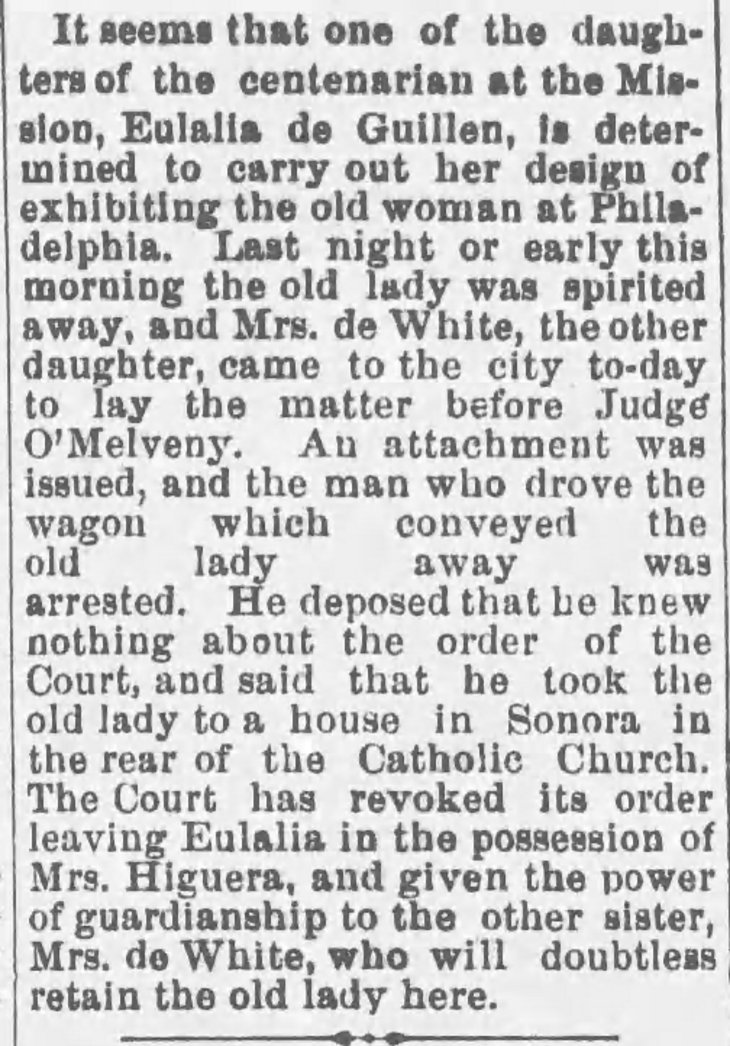 Eulalia Guillen court fight The_Daily_Evening_Express_Wed__May_17__1876_ (2)